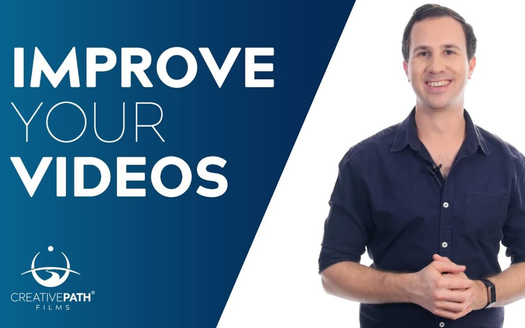 Instantly improve your videos