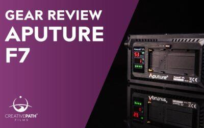 Aputure F7 Review