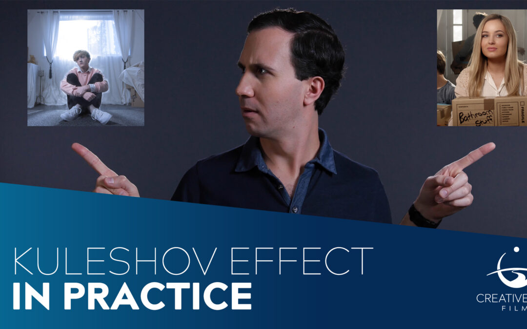 The Kuleshov Effect in Practice