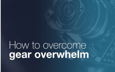 How to prevent gear overwhelm