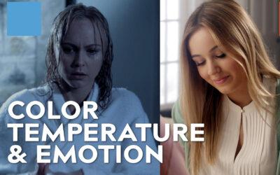 Color Temperature & Emotion
