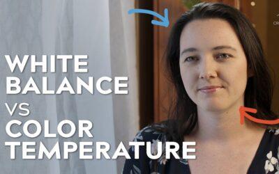 White Balance/ Color Temp