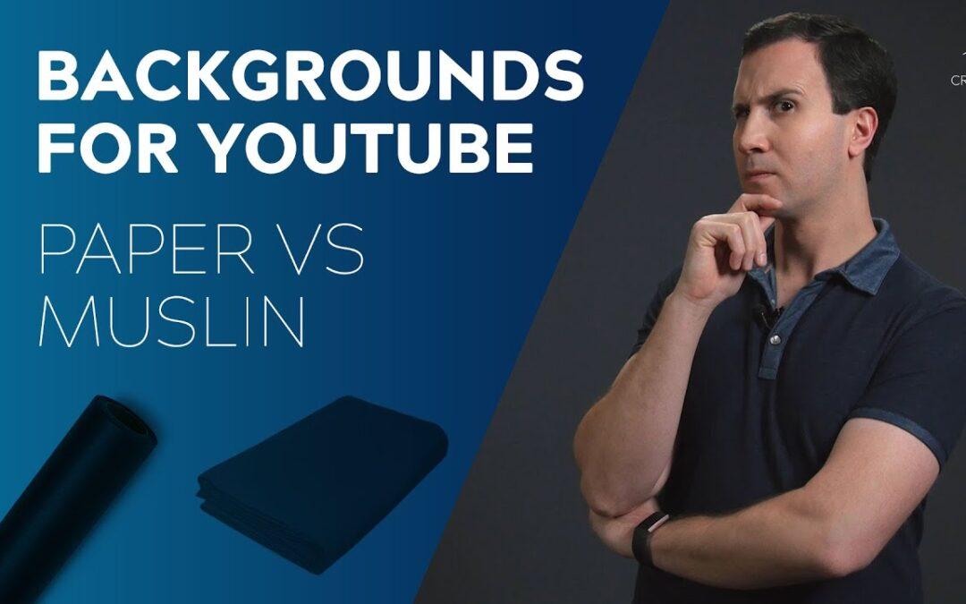 Paper VS Muslin