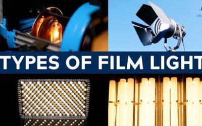Types of Film Lights