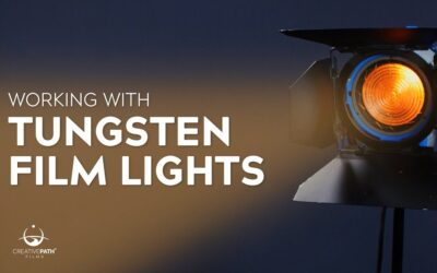 Working with Tungsten Lights