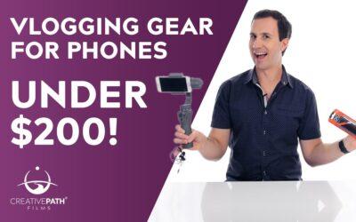 Mobile Vlogging